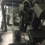 Kotłownia z pompą ciepła o mocy 120kW Viessmann